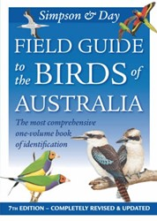 Field Guide to the Birds of Australia Simpson, Ken