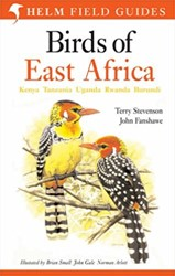 Birds of East Africa Fanshawe, John