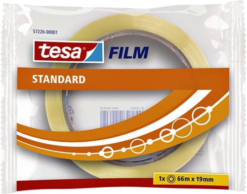 Plakband tesa 57226 19mmx66m standaard -P7226-00001-01 57226-00001-01 Tr