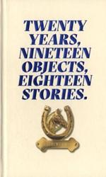 20 years, 19 stories 20 years, 19 storie Kesselskramer