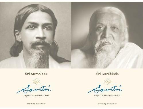 Savitri -een legende en een symbool Aurobindo, Sri