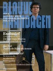 Blauwe maandagen -over leven en werk van Arnon G runberg