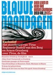 Blauwe Maandagen 2010 2 -over leven en werk van Arnon G runberg