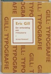 EEN OPSTEL OVER TYPOGRAFIE GILL, E.