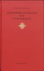 Grondbeginselen der typografie Morison, S.