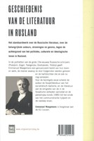 Geschiedenis van de literatuur in Ruslan -1700-2000 Waegemans, Emmanuel-2