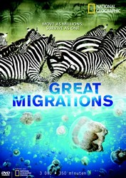 NL GREAT MIGRATIONS 3 DVD