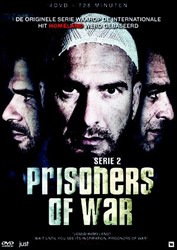 PRISONERS OF WAR SERIE 2 - 4 DVD