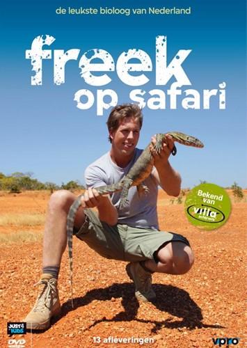 Freek op safari