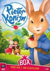 Pieter Konijn 3 DVD BOX