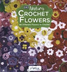 Crochet Flowers -66 Different Flowers to Croche t Bentley, Tash