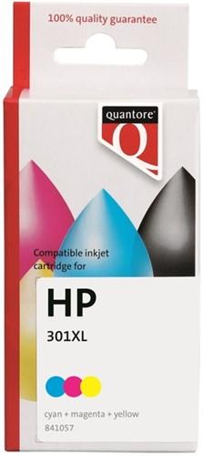 INKCARTRIDGE QUANTORE HP 301XL CH564EE -QUANTORE INKJET K20416PR HC KLEUR