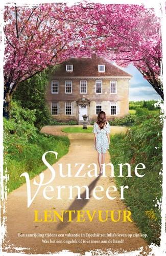 Lentevuur Vermeer, Suzanne