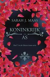 Koninkrijk van as -Deel 7 van de Glazen troon-ser ie Maas, Sarah J.