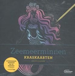 Zeemeerminnen Kraskaarten -Mindful kleuren