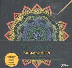 Mandala's Kraskaarten -Mindful kleuren