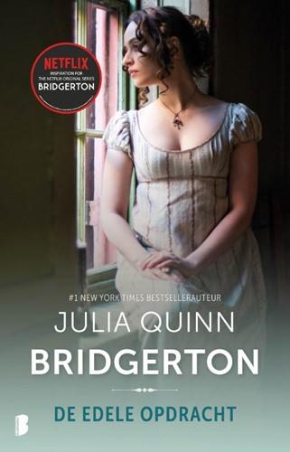 De edele opdracht Quinn, Julia