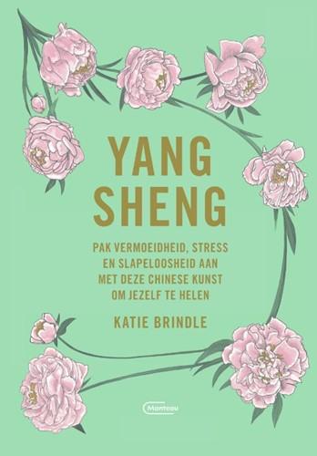 Yang Sheng -Pak vermoeidheid, stress en sl apeloosheid aan met deze Chine Brindle, Katie