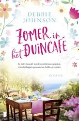 Zomer in het Duincafe -In het Duincafe worden proble men opgelost, vriendschappen g Johnson, Debbie
