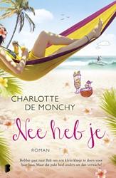 Nee heb je -Bobbie gaat naar Bali om een k lein klusje te doen voor haar Monchy, Charlotte de