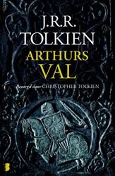 Arthurs val -Tolkiens enige werk over de le gendarische koning Arthur Tolkien, J.R.R.
