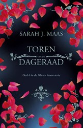 Toren van de dageraad -Deel 6 van de Glazen troon-ser ie Maas, Sarah J.