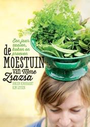 De Moestuin van Mme Zsazsa -een jaar zaaien, koken en proe ven Leysen, Kim