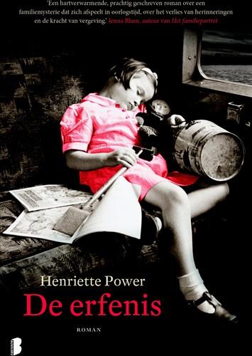 De erfenis -Callie ontdekt dat het leven v an haar moeder wordt overschad Power, Henriette