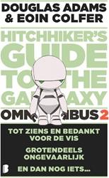 Hitchhiker's Guide to the Galaxy - -Bevat Tot ziens en bedankt voo r de vis, Grotendeels ongevaar Adams, Douglas