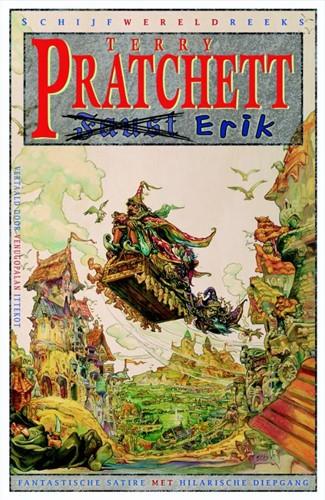 Faust Erik Pratchett, Terry