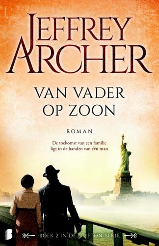 Van vader op zoon -de toekomst van een familie li gt in de handen van een man Archer, Jeffrey