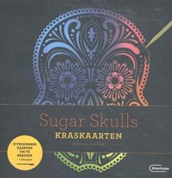 Sugar Skulls Kraskaarten -Mindful kleuren