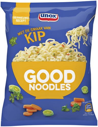 GOOD NOODLES UNOX KIP -SOEPEN 68146303 Stofzuigers