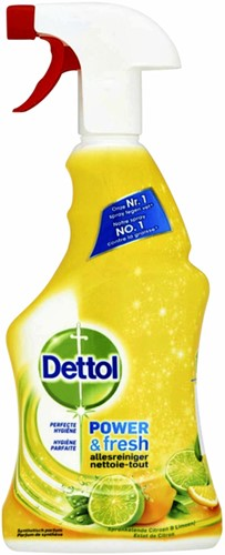 Allesreiniger dettol power & fresh -R7102579 47102579 Spray 500ml