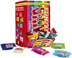 TONY'S CHOCOLONELY TINY MIX 900GR -PREMIUM NLRTMIX900