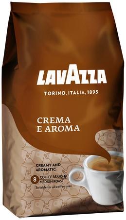 KOFFIE LAVAZZA CREMA & AROMA BONEN -WARME DRANKEN 233027400