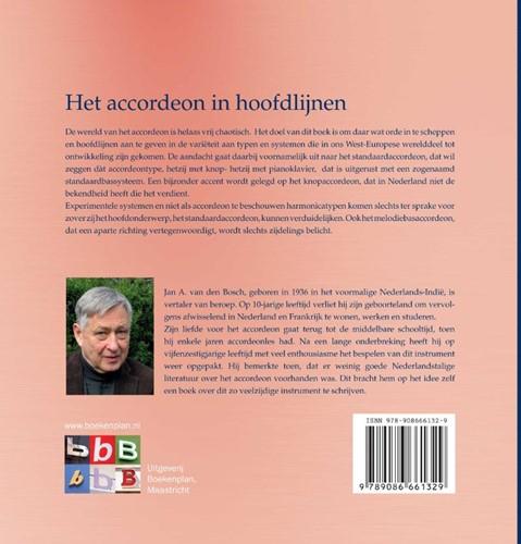 Het accordeon in hoofdlijnen -een wegwijzer Bosch, Jan van den-2