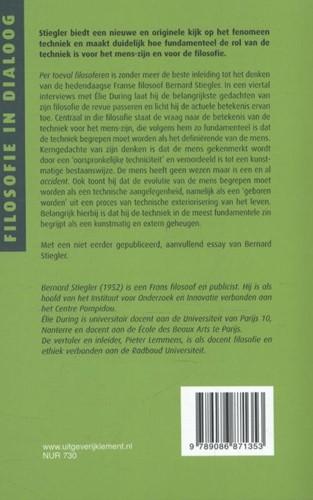 Per toeval filosoferen -in gesprek met Elie During Stiegler, Bernard-2