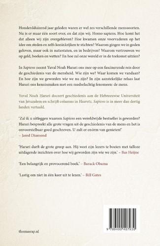 Sapiens -een kleine geschiedenis van de mensheid Harari, Yuval Noah-2