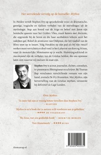 Helden -De grote avonturen uit de Grie kse mythologie Fry, Stephen-2