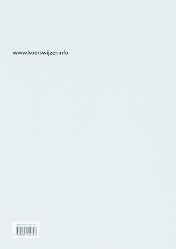 Koerswijzer -orientatie op studie en beroep in de basisvorming Kock, H.-2