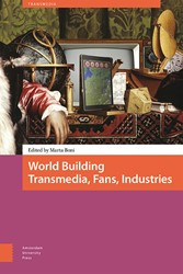 Transmedia World building -transmedia, fans, industries
