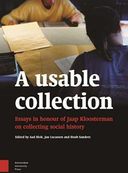 A usable collection -essays in honour of Jaap Kloos terman on collecting social hi Blok, Aad