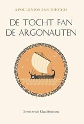 De tocht fan de Argonauten Rhodos, Apollonius fan