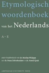Etymologisch woordenboek van het Nederla -(A t/m E, F t'm Ka, Ke t/ n S t/m Z)