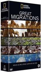 DVD Great Migrations