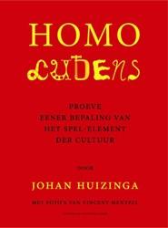 Homo Ludens -proeve eener bepaling van het spel-element der cultuur Huizinga, Johan