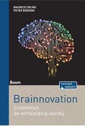 Brainnovation - Creativiteit, de verbeel -creativiteit, de verbeelding v oorbij Crijns, Maurice