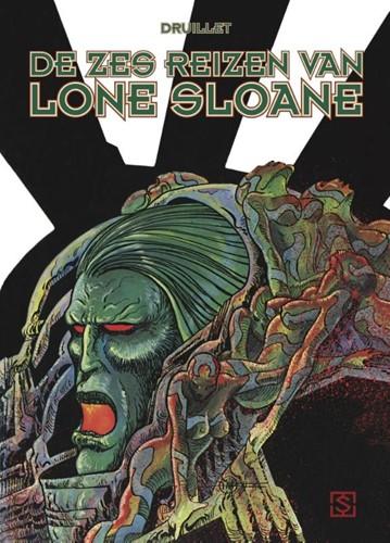 De zes reizen van Lone Sloane Druillet, Philippe