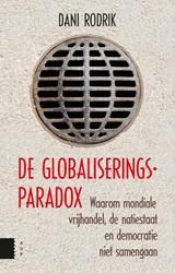 De globaliseringsparadox -waarom mondiale vrijhandel, de natiestaat en democratie niet Rodrick, Dani